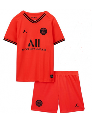 Camiseta Paris Saint Germain 2a Eq 2019/2020 Niños