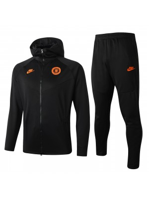 Sweat à capuche + pantalon Chelsea 2019/2020