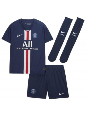 Camiseta Paris Saint Germain 1a Eq 2019/2020 Niños