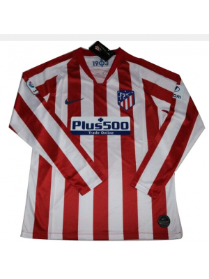 Camiseta Atletico Madrid Primera Equipacion 2019/2020 ML