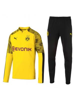 Survêtements 2019-2020 Borussia Dortmund Noir