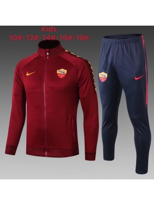 Veste + Pantalon AS Roma 2019/2020 Enfant