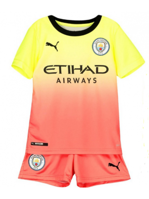 Maillot Manchester City Third 2019-2020 Enfant