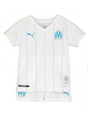 Camiseta Olympique de Marseille 1a Eq 2019-2020 Niño