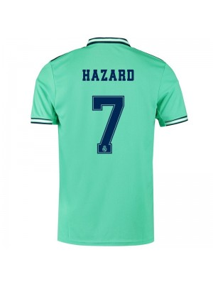 Camiseta Real Madrid 3a Equipacion 2019/2020 Hazard 7