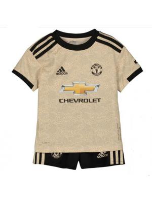 Camiseta De Manchester United 2a Eq 2019/2020 Niños