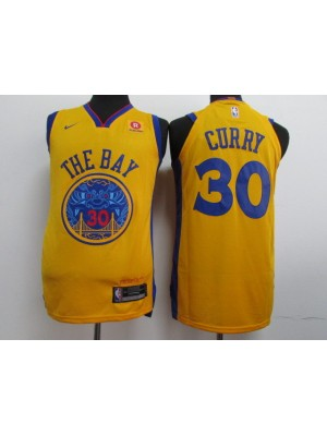 Golden State Warriors Curry 30