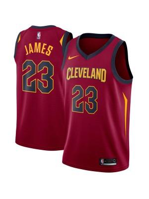 Cleveland Cavaliers James 23