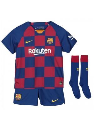 Camiseta De Barcelona 1a Eq 2019-2020 Niños