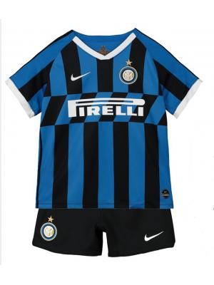 Camiseta Inter Milan 1a Equipacion 2019/2020 Niños
