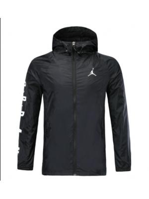 2018/2019 PSG X Jordan Cazadora Negro