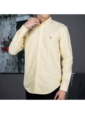Ralph Lauren Oxford Textile Shirts  - 003