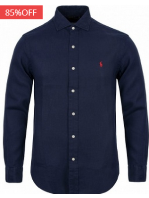 Ralph Lauren Cotton Shirts  - 001
