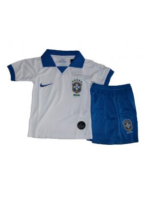 Camisas de Brasil 2a equipación 2019 Niños