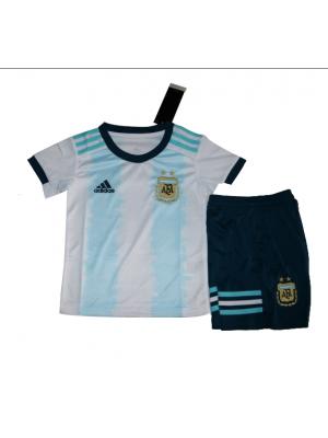 Camisas de Argentina 1a equipación 2019 Niños