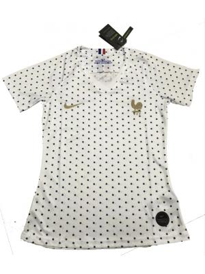 Camiseta De Francia 2a Eq 2019 Mujer
