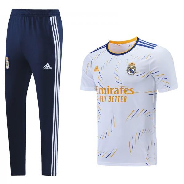 Maillot + Pantalon Real Madrid 2021-2022