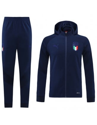 Hooded jacket + Trousers Italy 2021