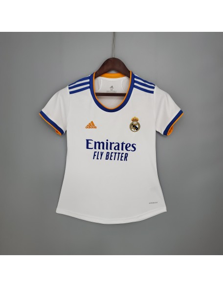 Real Madrid Home Jersey 2021/2022 For Women