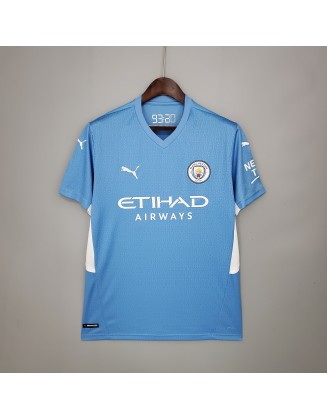Manchester City Home Jersey 2021/2022