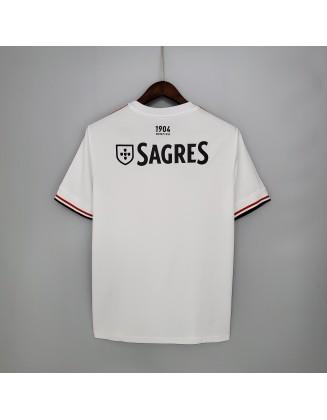 2021/2022 Benfica Away Football Shirt