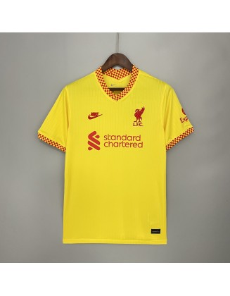 Liverpool Second Away Jersey 2021/2022