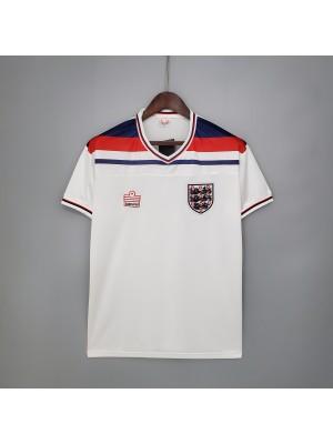Angleterre Domicile Maillots Rétro 1982