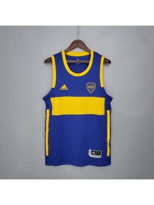 Maillot de basket domicile Boca Juniors 2021/2022