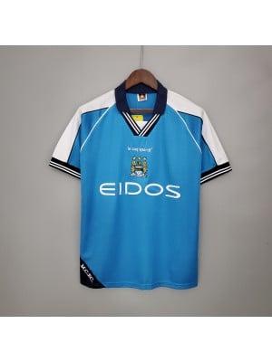 Maillot Manchester City 99/01 Retro