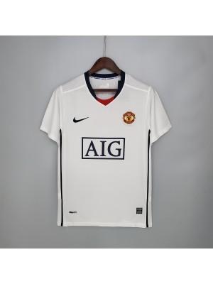 Maillot Manchester United 08/09 Retro