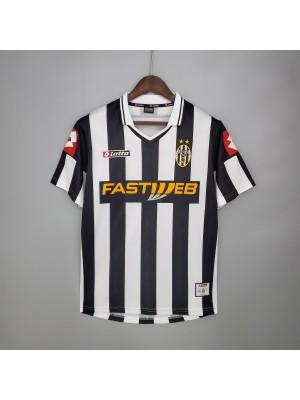 Maillot Juventus Domicile 01/02 Retro