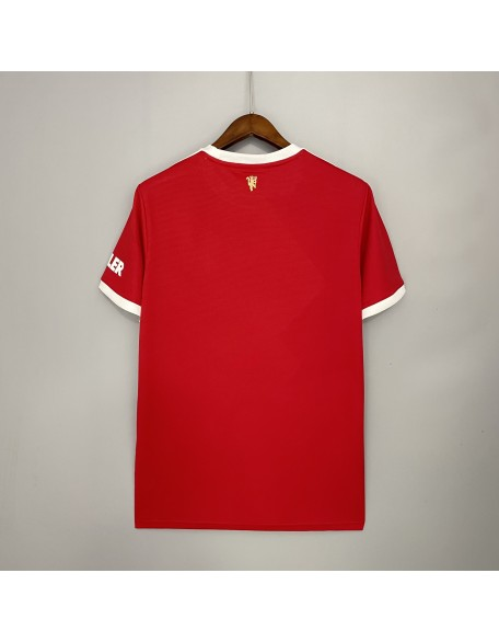 Manchester United Home Jersey 2021/2022
