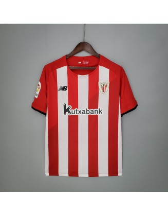 Athletic Bilbao Home Jersey 2021/2022