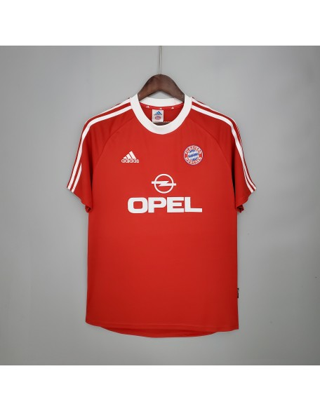 Bayern Munich Jersey 00/01 Retro