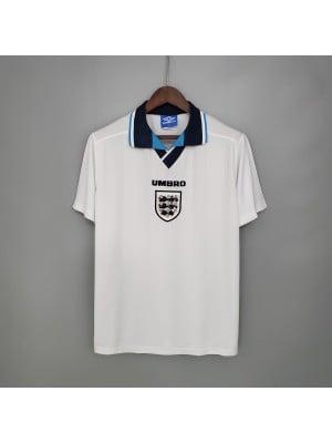 Angleterre Domicile Maillots Rétro 1996