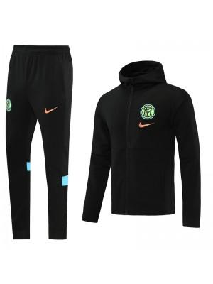 Sweat à capuche + Pantalon Inter Milan 2020/2021