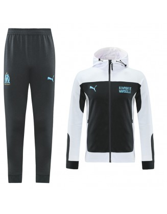 Hooded Jacket + Pants Olympique de Marseille 2020-2021