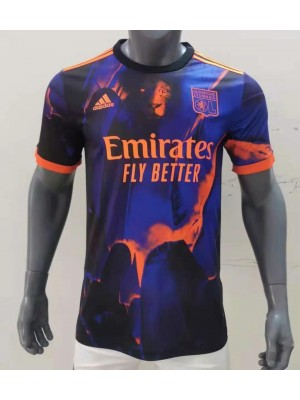 Maillot Olympique Lyon Third 2021/2022