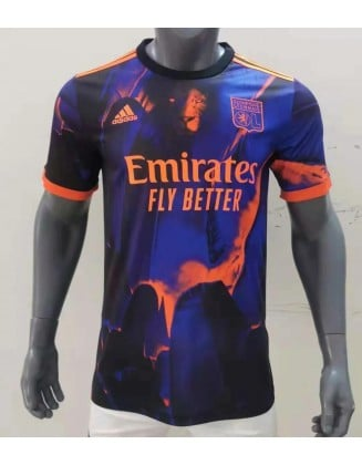Olympique Lyon Second Away Jerseys 2021/2022