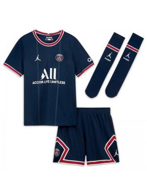 Maillot Paris Saint Germain Domicile 2021/2022 Enfants