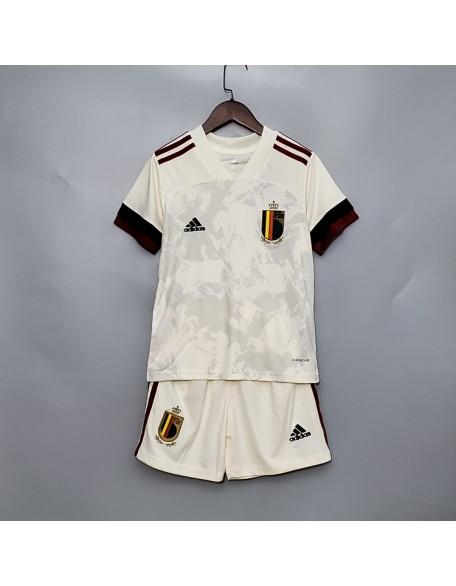 Belgium Away Jerseys 2020 Kids