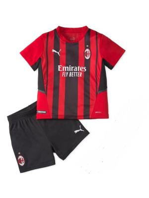 Maillot AC Milan Domicile 2021-2022 Enfant