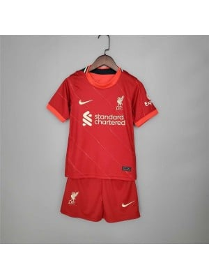 Maillot Liverpool Domicile 2021-2022 Enfant