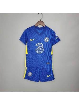 Maillot Chelsea Domicile 2021-2022 Enfant