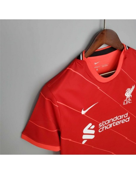 Liverpool Home Jersey 2021/2022