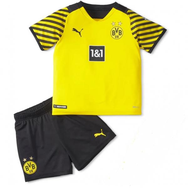 Maillot Borussia Dortmund Domicile 21/22 Enfant
