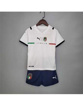 Italy Away Jerseys 2021 Kids