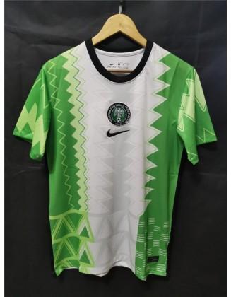 Nigeria Home Jerseys 2021