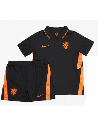 Netherlands Away Jersey 2021 Kids