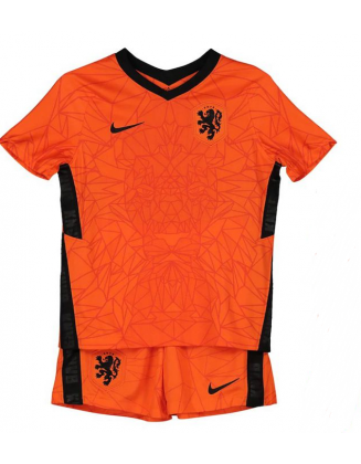 Netherlands Home Jersey 2021 Kids